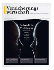 Weyer Rechtsanwaltsgesellschaft mbh: Publikationen Cover Versicherungswirtschaft